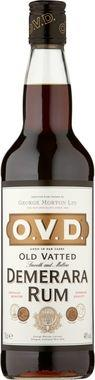 Mortons OVD Rum 70cl