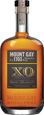 Mount Gay Extra Old 70cl