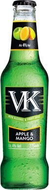VK Apple & Mango, NRB 275 ml x 24