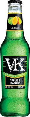 VK Apple & Mango, PET 275 ml x 24