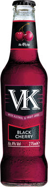 VK Black Cherry, NRB 275 ml x 24