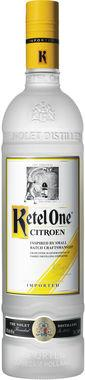 Ketel One Citroen Citrus Flavoured Vodka 70cl