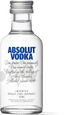 Absolut Original Miniatures 5cl