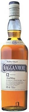 Cragganmore 12 Years Old Single Malt Scotch Whisky