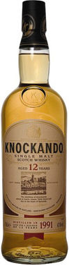 Knockando 12 Year Old 70cl