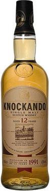 Knockando 12 Years Old Single Malt Scotch Whisky 70cl