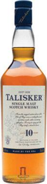 Talisker 10 Years Old Single Malt Scotch Whisky 70cl