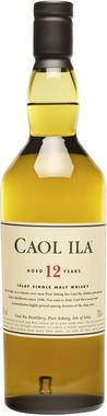 Caol Ila 12 Years Old Single Malt Scotch Whisky 70cl