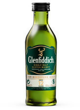 Glenfiddich 12 Year Old Special Reserve 5cl