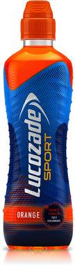 Lucozade Sport Orange, PET 500 ml x 12