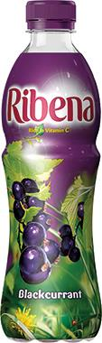 Ribena Blackcurrant, PET 500 ml x 12