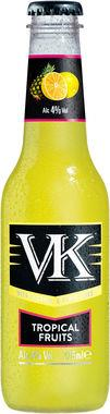 VK Tropical Fruits, PET 275 ml x 24