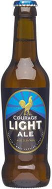Courage Light Ale, NRB 275 ml x 24