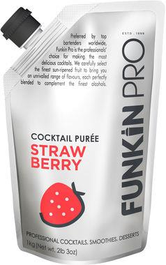 Funkin Strawberry Puree 1lt