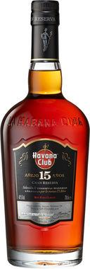 Havana Club 15 Year Old 70cl