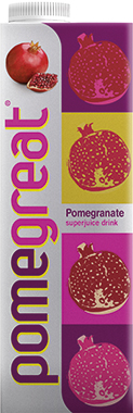 Pomegreat Original 1 lt x 12