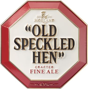 Old Speckled Hen, cask 9 gal x 1