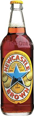 Newcastle Brown Ale, NRB 550 ml x 12