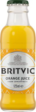 Britvic Orange Juice, NRB 125 ml x 24