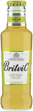 Britvic Ginger Ale, NRB 125 ml x 24