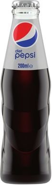 Britvic Diet Pepsi, NRB 200 ml x 24