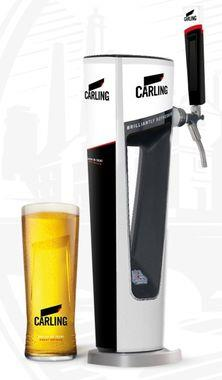 Carling Lager, keg 20 lt x 1