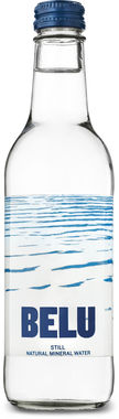 Belu Still Natural Mineral Water, NRB