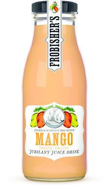 Martin Frobisher's Mango Juice Drink, NRB 250 ml x 24