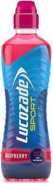 Lucozade Sport Raspberry, PET 500 ml x 12