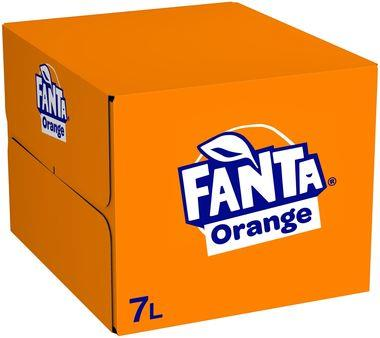 Fanta, post-mix 7 lt x 1