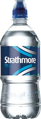 Strathmore Still, Sports Cap PET 750ml x 20