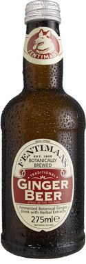 Fentimans Cool Ginger Beer, NRB 275 ml x 12