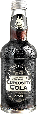 Fentimans Curiosity Cola, NRB 275 ml x 12