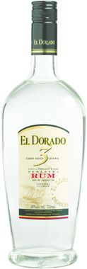 El Dorado 3 Year Old White 70cl