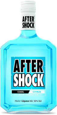After Shock Blue