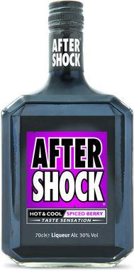 After Shock Black 70cl