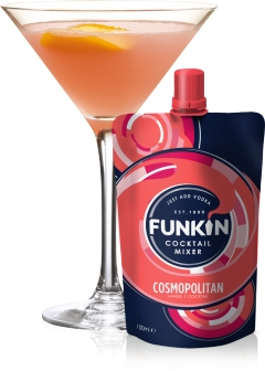 Funkin Cosmopolitan Cocktail Mixer 120ml
