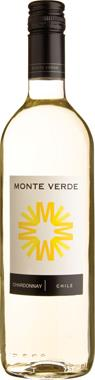 Monte Verde Chardonnay, Central Valley