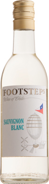 Footsteps Sauvignon Blanc, Central Valley 187ml