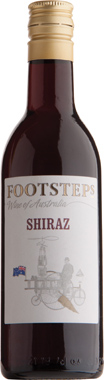 Footsteps Shiraz, South-Eastern Australia 187ml