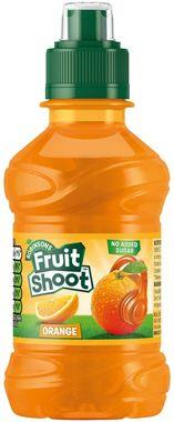 Fruit Shoot Orange, PET 200 ml x 24