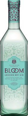 BLOOM Premium London Dry Gin 70cl