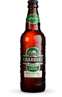 Crabbies Alcoholic Ginger Beer 500 ml x 12