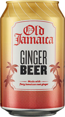 Old Jamaica Ginger Beer, can