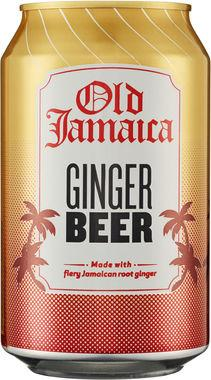 Old Jamaica Ginger Beer, can 330 ml x 24