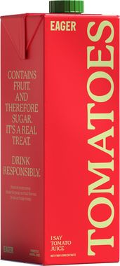 Eager Tomato Juice