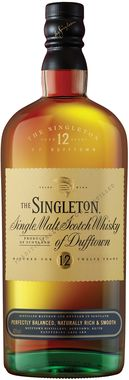 The Singleton of Dufftown 12 Years Old Single Malt Scotch Whisky 70cl