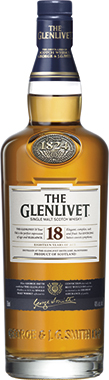 The Glenlivet 18 Year Old 70cl