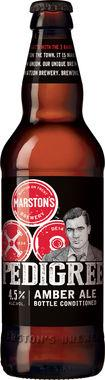 Marstons Pedigree, NRB 500 ml x 8