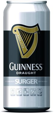 Guinness Draught Surger, Can